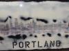 large Portland scape